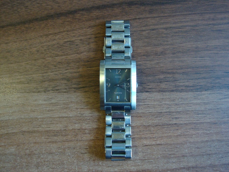 Guess Steel G85401g