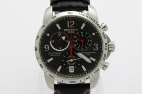 Certina DS PODIUM GMT Chronograph Limited Edition Sauber F1 Team